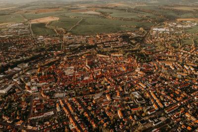 Heilbad Heiligenstadt Luftbilder