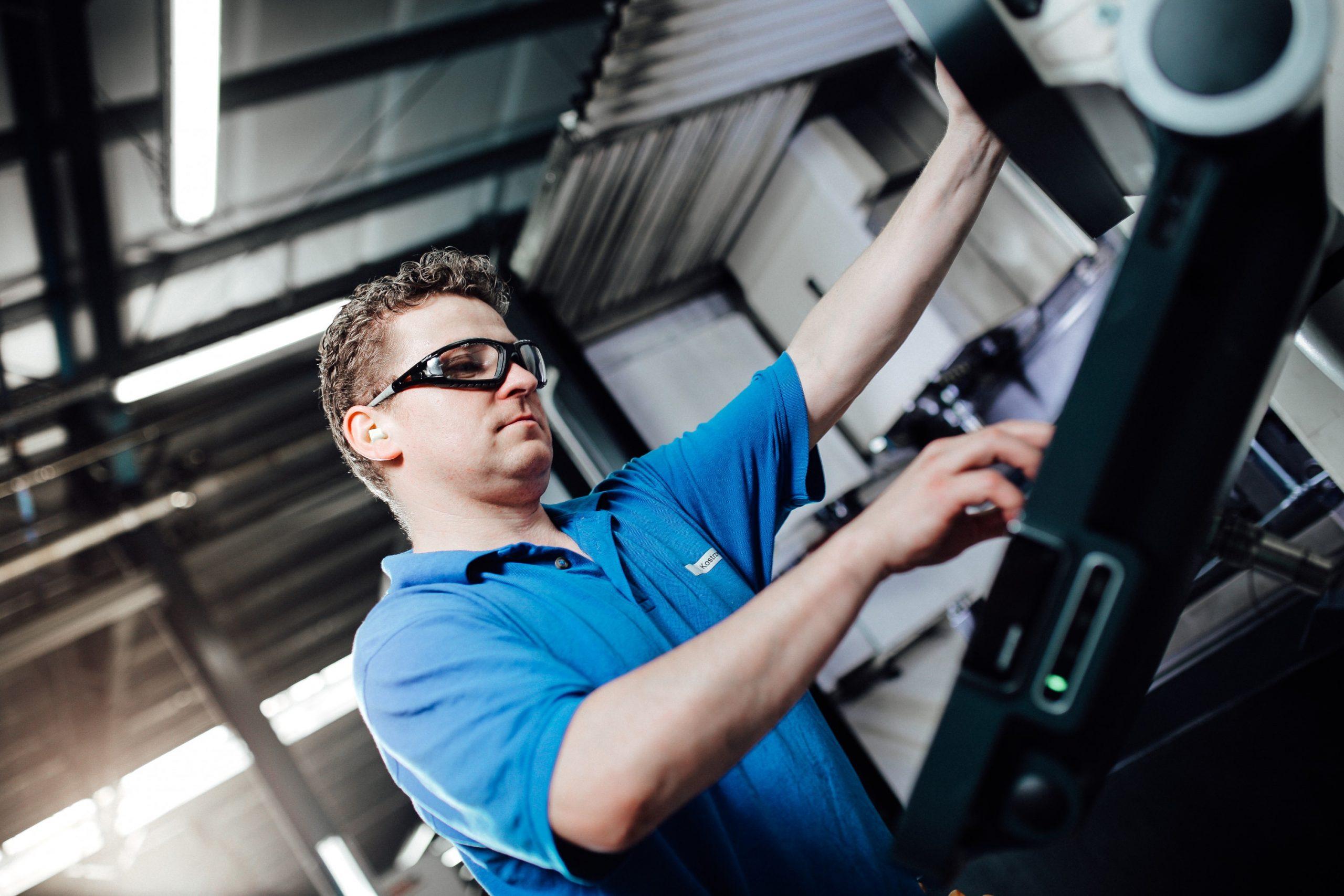 Imagebilder Eichsfeld Industriefotos