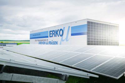 Industriefotografie ERKO Beuren