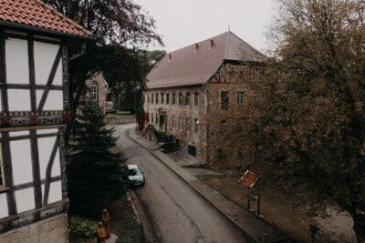 Kloster Anrode Eichsfeld Drohnenbilder