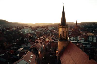 Luftaufnahmen Heilbad Heiligenstadt