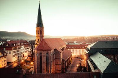 Luftbilder Eichsfeld Heiligenstadt