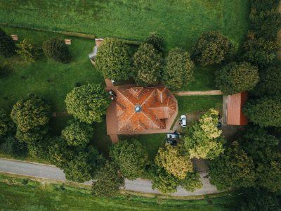 Luftbilder Etzelsbach von Oben Eichsfeld