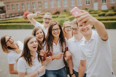 Teamfotos Azubis Heilbad Heiligenstadt